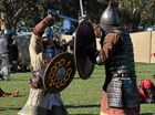 BEING a good Viking warrior re-enactor is as much about dying well as winning a fight.