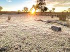 THE Southern Downs is waking up to icy windscreens and frosty scenes this morning.