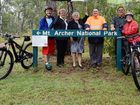 Federal funding to go towards dedicated Mount Archer walking track and mountain bike trails in a bid to combat alarming Rockhampton health statistics.