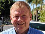 Frank Gilbert ALP candidate for Dawson
