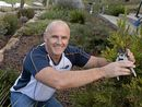 HODGSON Vale man and first-time Chronicle Garden Competition entrant Michael Paul used to hate gardening.