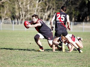 Hervey Bay destroys Brothers to book finals spot