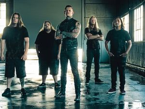 The Hard Word speaks to Carnifex