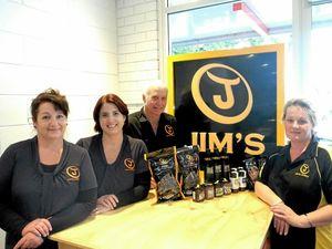 Jim's Jerky opens retail store in Toowoomba CBD