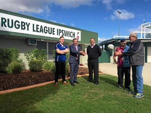 The 'legends' of rugby league are Ipswich bound
