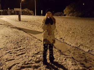 Videos show snow across southern Darling Downs