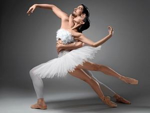 Modern ballet draws on classic