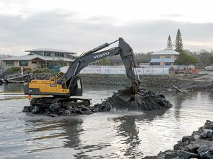 Remediation work at slipway progresses