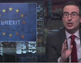 John Oliver tries to explain the Brexit result.