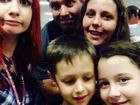 Support surges for Gympie fire victim Alexis and her family
