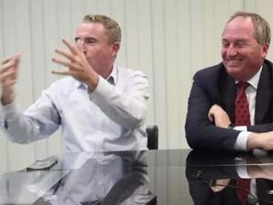 VIDEO: Exclusive interview with Deputy PM Barnaby Joyce