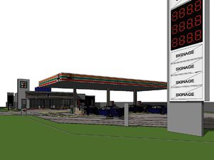 Sixth 7-Eleven proposed for busy intersection
