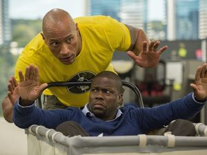 MOVIE REVIEW: Central Intelligence delivers laughs