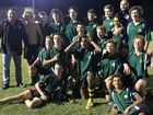 MACLEAN High produce stirring come from behind win to progress to the round of 16 in the NSW CHS Under-14 Rugby League University Shield Knockout.