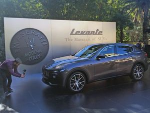 Maserati's first SUV lands in Sydney, and is it a bargain?