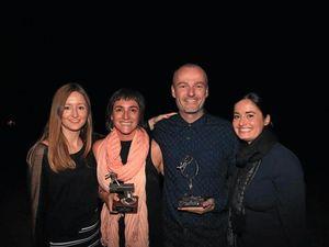 Barefruit Marketing win Business of the Year