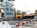 Landsborough railway crossing - Ahead of the school holidays, Queensland Rail is pleading with motorists and pedestrians across the state to stay focused and not gamble with lives at railway crossings.
