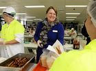 Blair LNP candidate throws her support behind workers
