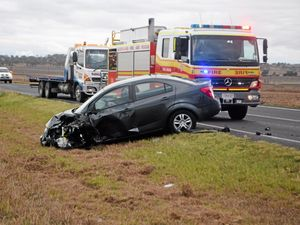 Teen on phone caused high-speed highway crash