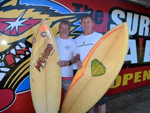 'Gone surfing': Maddog men shut up shop after 40 years