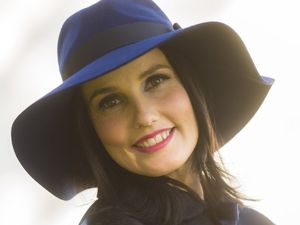 2015 Lady of the carnival winner Renee Adams.Photo Adam Hourigan / The Daily Examiner