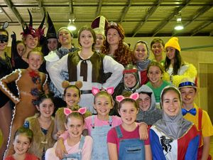 Students set to bring Shrek to life