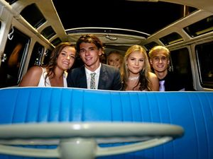 Class of '16 shines at Year 12 formal
