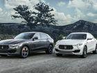 2017 Maserati Levante. Photo: Contributed.