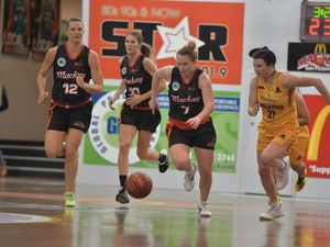 Both Mackay's basketball team win well against South West