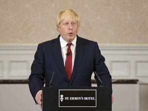 Boris Johnson will not run for British PM