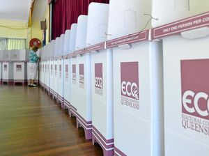 Where to vote in Wide Bay for the federal election today