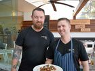 MEET the new owner and head chef at the oceanfront Noosa restaurant now known as Boardwalk Bistro on Hastings.