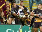 Broncos outclassed by Storm