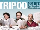 Music legends Tripod celebrate 20 years of crimes against comedy. A random selection from the stupidest songbook ever invented.