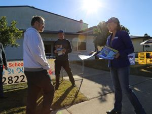 Polling booths open in South Burnett