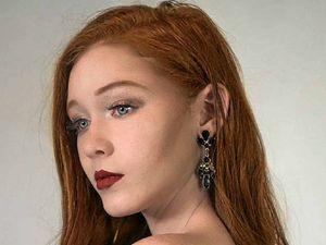 MODEL CITIZEN: Local model Bridget Smyth will enter the Girlfriend model search on July 23 in Brisbane.