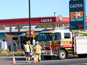 Darling Downs servo closed from suspected gas leak