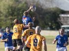 Rugby union. Qld Country Heelers vs NSW Country Cockatoos. Saturday July 02 , 2016.