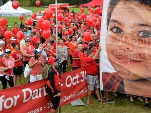 Can you help Daniel Morcombe's story reach the big screen?