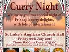 We invite you to a special night of 