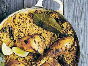 One pot pulao is simple and satisfying