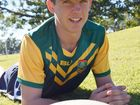 JACOB Van Zanden's touch game has gone to a new level after he was selected in the under-17 Australian squad.