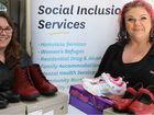 WOMEN and children escaping domestic violence in Ozcare's women's refuges will be able to put their best foot forward thanks to Balance Podiatry donating shoes.