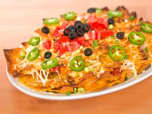 "Try these not-so-naughty ""superfood"" nachos"