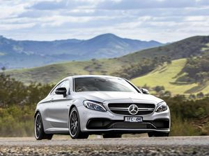 Mercedes-AMG C63 S Coupe road test review