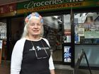 Margaret Street shop owner, Rhonda Theodosis wants to see impoved public transport to get people back into the city centre. Public transport campaign, July 2016