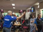 Darts comp tightens before grand final