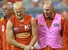 Gold Coast football manager Marcus Ashcroft has scoffed at suggestions his club should trade skipper Gary Ablett.