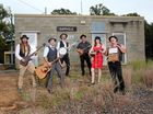THE band is playing in Lennox head this weekend.