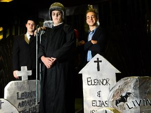 Spooky musical remake coming to Ipswich